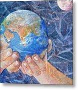 Inherit The Earth Metal Print