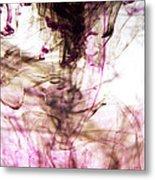 Ink Bath 2 Metal Print
