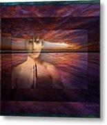 Inner Bliss Metal Print