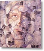 Inner Cacophany Metal Print