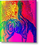 I Know That I Have This Inner Spirit But Can You See It  Metal Print