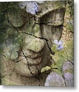 Inner Tranquility Metal Print