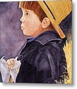 Innocence Metal Print by John W Walker