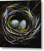 Innocent Metal Print by Vickie Warner