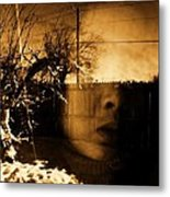 Innocents Reflection  Metal Print