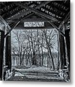 Inside Out Metal Print