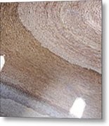 Inside The Caravanserai Metal Print