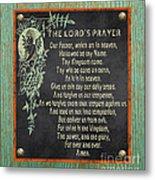 Inspirational Chalkboard-f2 Metal Print