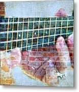 Instrumental Dreams. Metal Print