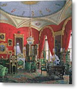 Interior Of The Winter Palace Metal Print
