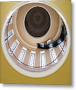 Interior View Of Maine State House Metal Print
