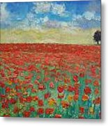 Interlude Metal Print by Michael Creese