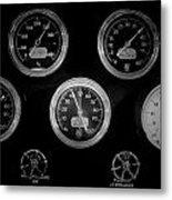 Internal Mechanics Uss Bowfin Pearl Harbor V3 Metal Print