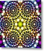 Interstellar Mind Travel Metal Print