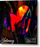 Intimacy Metal Print