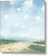 Into The Distance Part Six Metal Print by Alan Daysh