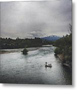 Into The Great Wide Open Metal Print