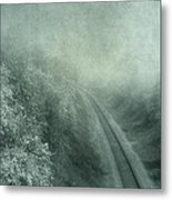 Into Unknown Metal Print