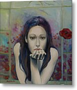 Introversion Metal Print