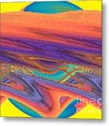 Inw_20a6039 Weaving Metal Print