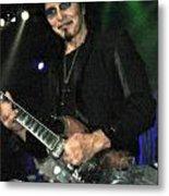 Iommi Metal Print