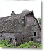 Iowa Barn 7414 Metal Print