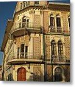Iquitos Grand Hotel Palace Metal Print