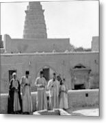 Iraq Ezekiel's Tomb Metal Print