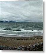 Ireland Atlantic Ocean Metal Print