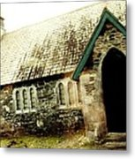 Ireland Church Xiv Metal Print