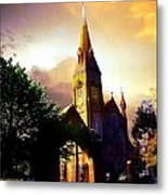 Ireland St. Brendan's Cathedral Metal Print
