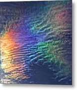 Iridescent Clouds 1 Metal Print