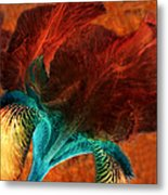 Iris Sonata 3 Metal Print