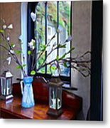 Irish Elegance Metal Print