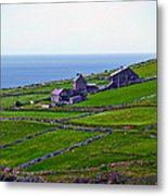 Irish Farm 1 Metal Print