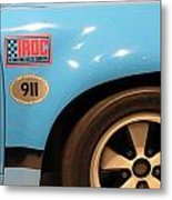 Iroc 911 Rsr Metal Print