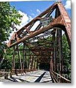 Iron Bridge Metal Print