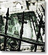 Iron Guard No.2 Metal Print