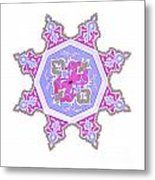 Islamic Art 06 Metal Print