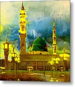 Islamic Painting 002 Metal Print