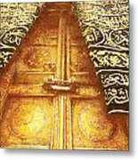 Islamic Painting 008 Metal Print by Catf