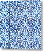 Islamic Tiles 01 Metal Print