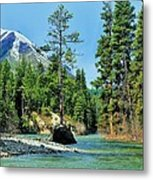 Island In The Stream Metal Print