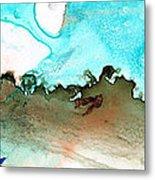 Island Of Hope Metal Print by Sharon Cummings