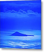 Island Of Yesterday Metal Print by Christi Kraft