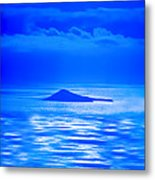 Island Of Yesterday Wide Crop Metal Print by Christi Kraft