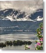 Islands And Flowers Metal Print