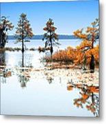Isle Of Peace - North Carolina Metal Print