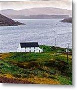 Isle Of Skye Cottage Metal Print