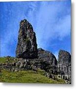 Isle Of Skye Landscape Metal Print